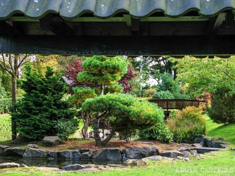 El castillo de lauriston y el jard n japon s en edimburgo for Jardin japones horarios
