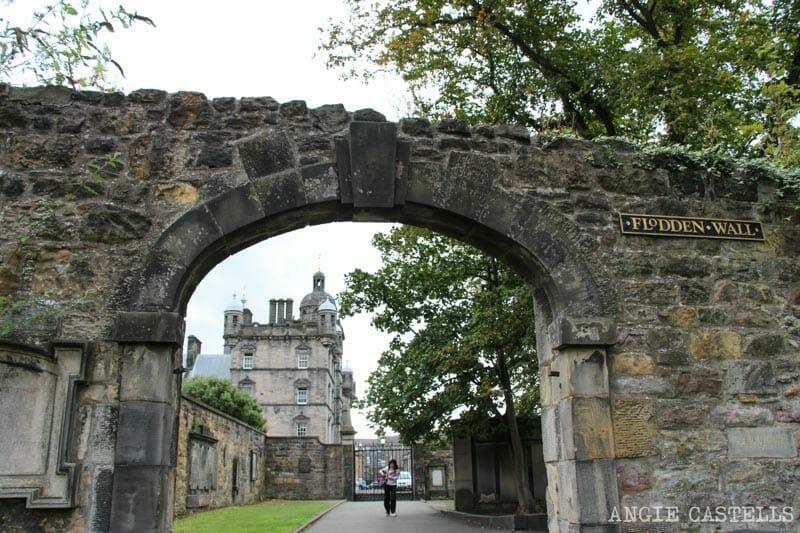 Las murallas de Edimburgo Old Town Cementerio Greyfriars