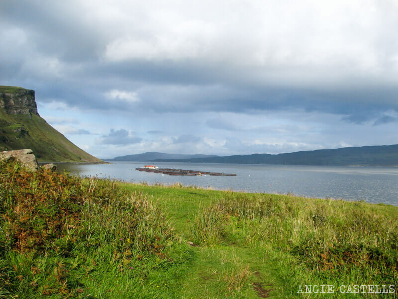Visitar Portree Isla de Skye Excursion