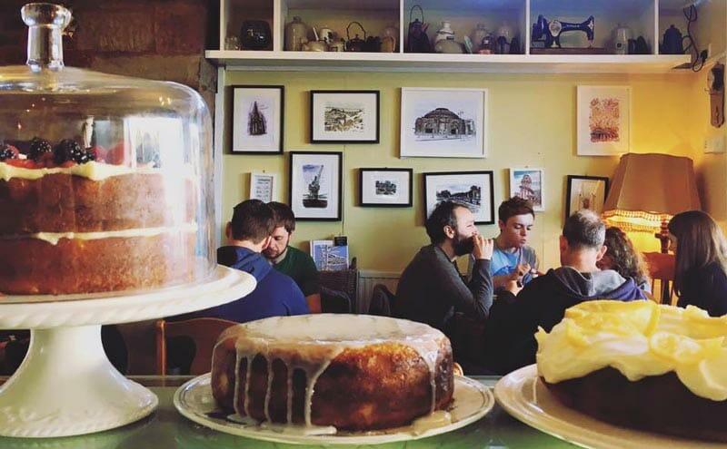 Mejores cafeterías de Edimburgo para brunch o desayuno - The Haven