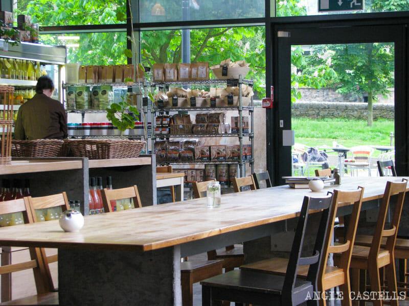 Mejores cafeterías de Edimburgo para brunch o desayuno Peter's Yard