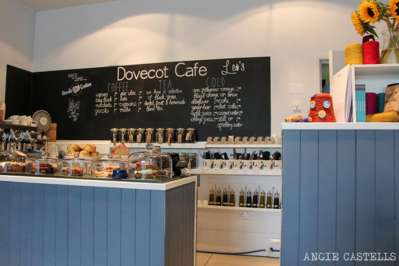 Mejores cafeterías de Edimburgo para desayunar- Dovecot Cafe