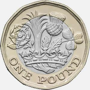 Moneda Reino Unido Nueva Moneda Libra