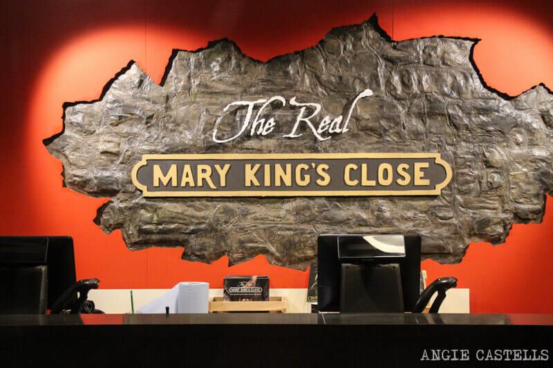 Tour por The Real Mary Kings Close Edimburgo Royal Mile