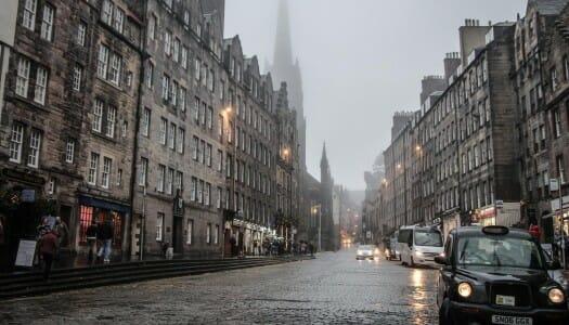 Todos los tours de fantasmas en Edimburgo