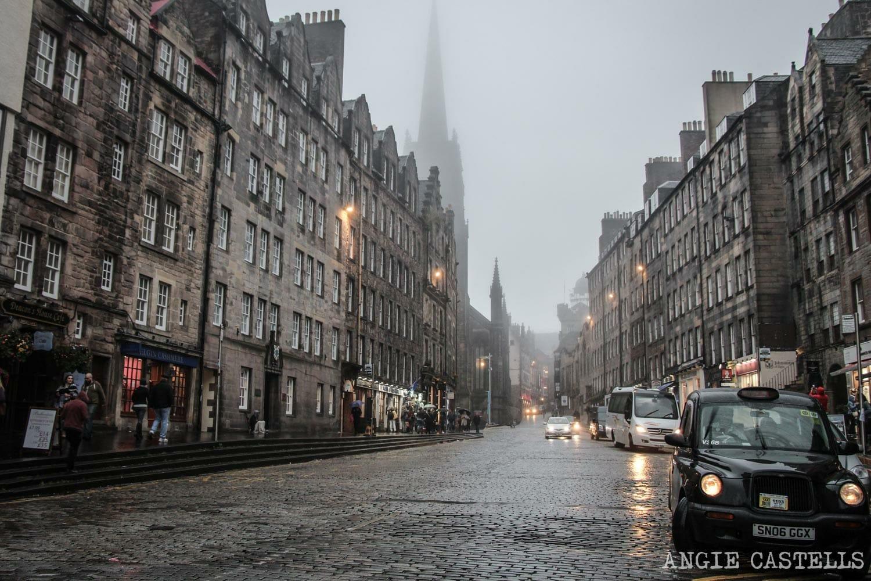 Tours de fantasmas Edimburgo subterraneo