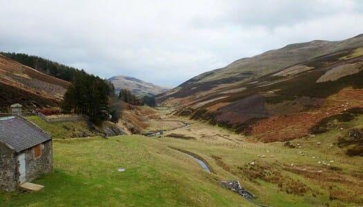 Excursión a las Pentland Hills, el parque regional de Edimburgo