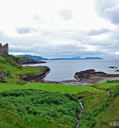 RIncones secretos Escocia isla de Kerrera