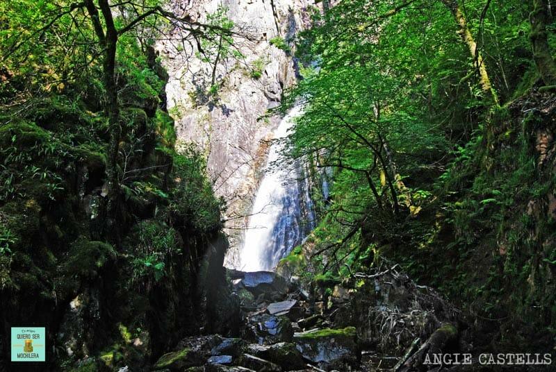 Rincones secretos Escocia Greys mares waterfall