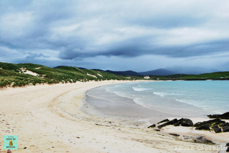 Rincones secretos Escocia Durness Playa