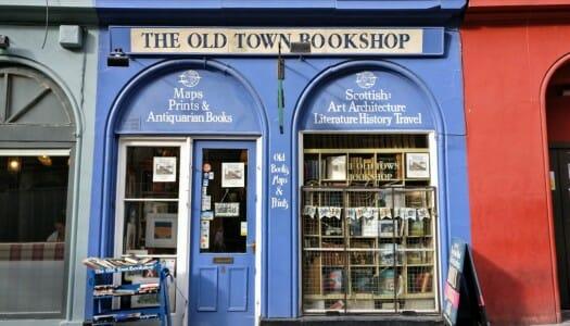 Tiendas de Edimburgo para recuerdos originales