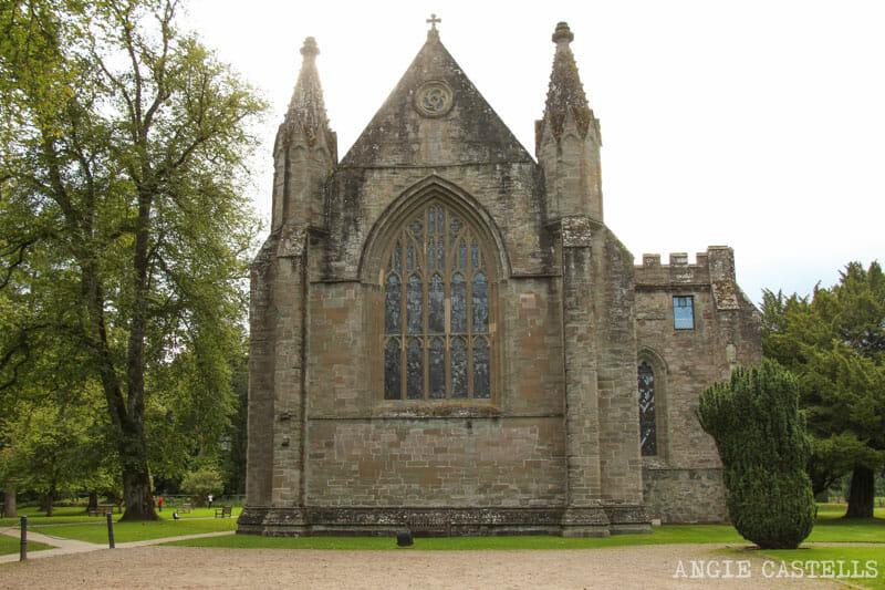 Visitar Dunkeld y su catedral Escocia pueblos con encanto 800-5