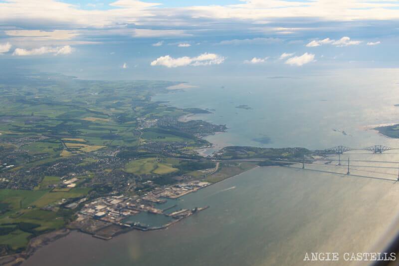 Que ver Orkney Islas Orcadas Vuelo desde Edimburgo