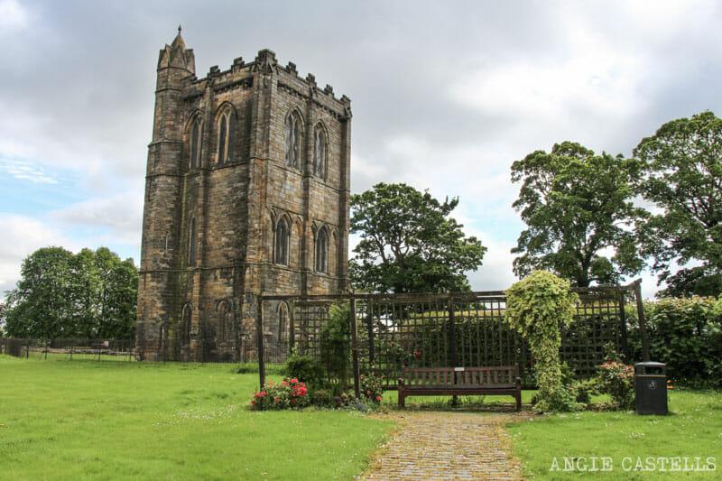 Guia Stirling que ver Abadia de Cambuskenneth