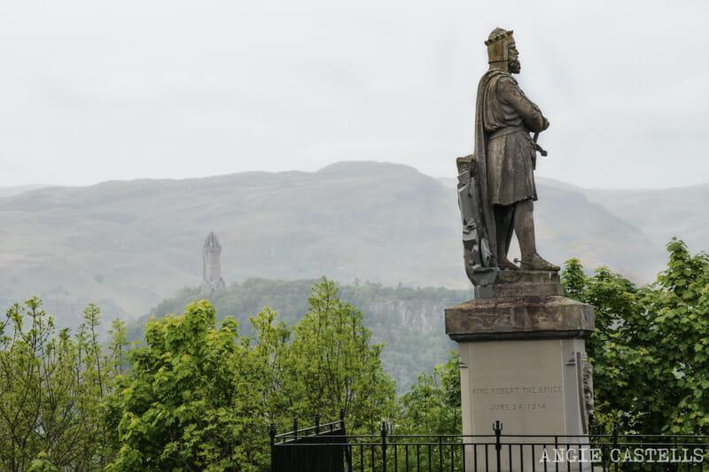 Guia Stirling que ver castillo Wallace Monument