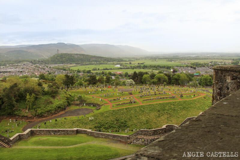 Guia Stirling que ver Stirling Castle