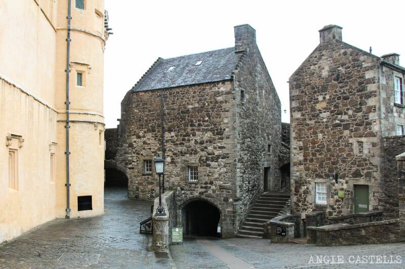 Guia Stirling visitar Stirling Castle