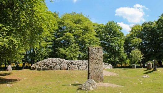 Clava Cairns, cámaras prehistóricas muy cerca de Inverness