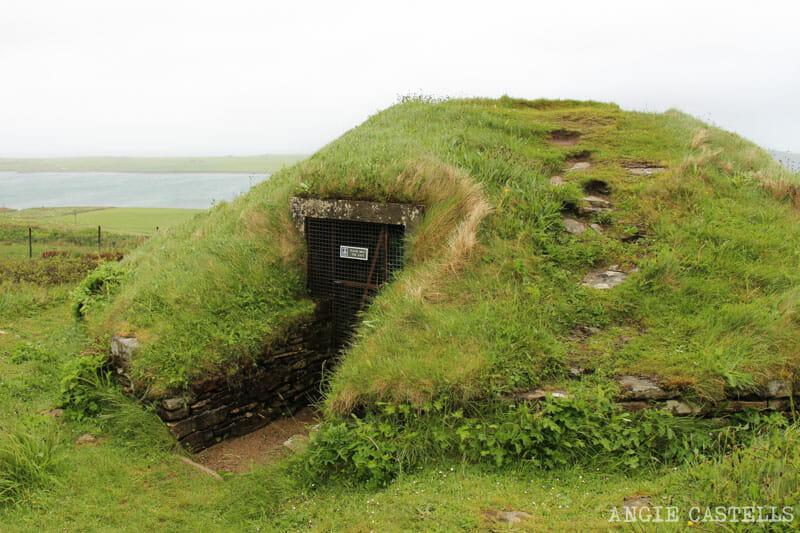 Ruta islas Orcadas Isla de Rousay Taversoe Tuick