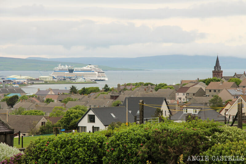 Ruta islas Orcadas Que ver en Orkney Kirkwall Ferry