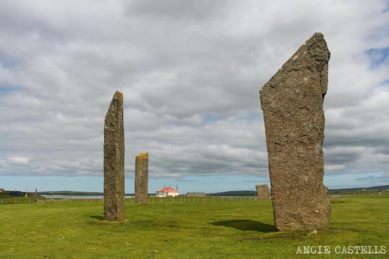Ruta islas Orcadas Que ver en Orkney Stones of Stenness